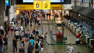 saguao aeroporto 390x220 - Tarifa aérea doméstica caiu 1,3% no primeiro trimestre