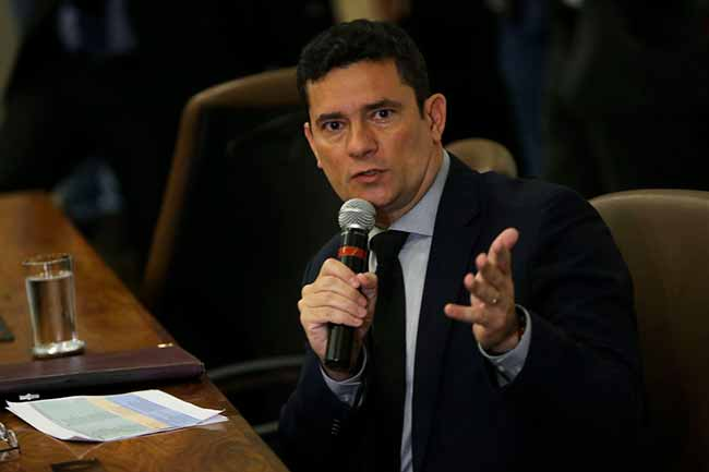 sergio moro5 - Moro propõe endurecer pena para crimes graves