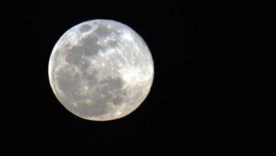 Photo of Maior superlua do ano ocorre hoje à noite