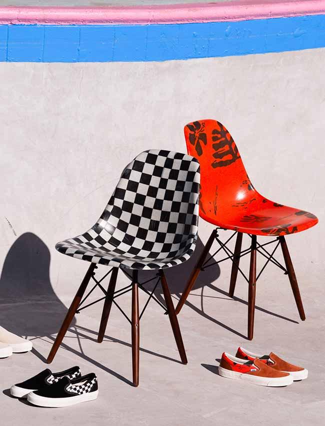 vault modernica shell chair style 36 lx lineup 0321 - Vans e Modernica lançam coleção-cápsula