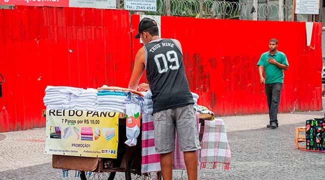 Ambulante home Licia - Desemprego é menor no interior dos estados brasileiros