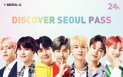 BTS - Viaje por Seul com o Discover Seoul Pass BTS Edition
