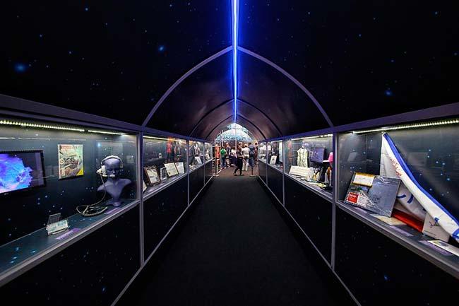 CorredorExposição - Evento gratuito da NASA em Porto Alegre dias 27 e 28 de março