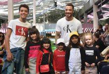 Desfile Calvin Klein 10 220x150 - Fashion Weekend Kids reuniu celebridades na passarela