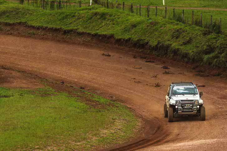 EXPOAMA e Autódromo - Tempo instável para estreia do Campeonato Catarinense Rally Regularidade 2019
