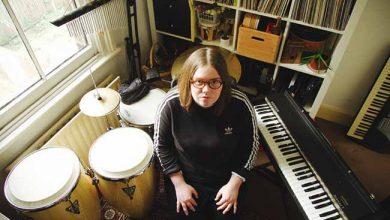 Photo of Emma-Jean Thackray faz show no JazzNosFundos