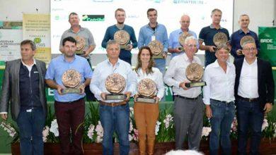 Expodireto Cotrijal emater 390x220 - Expodireto 2019 - Agricultores conservacionistas recebem troféus