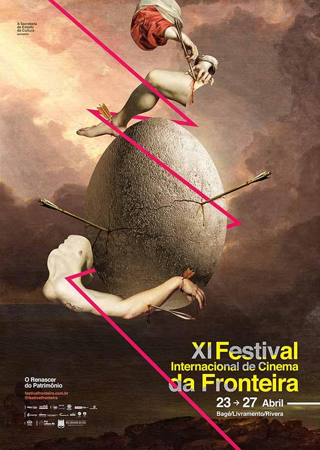 FF 2019 Poster crédito Leo Lage - Festival Internacional de Cinema da Fronteira acontece em abril