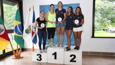 Fernanda Oliveira e Ana Barbachan 390x220 - Fernanda Oliveira e Ana Barbachan vencem Sul-Americano de 470