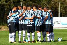 Grêmio abre a disputa do Estadual Sub 20 220x150 - Grêmio inicia no Estadual Sub-20 com goleada