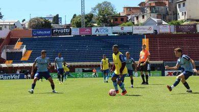 Photo of Em jogo-treino Grupo de Transição vence o Caxias