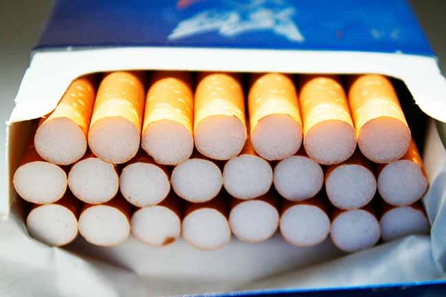 Identificadas 90 marcas irregulares de cigarros - Anvisa identifica 90 marcas irregulares de cigarros