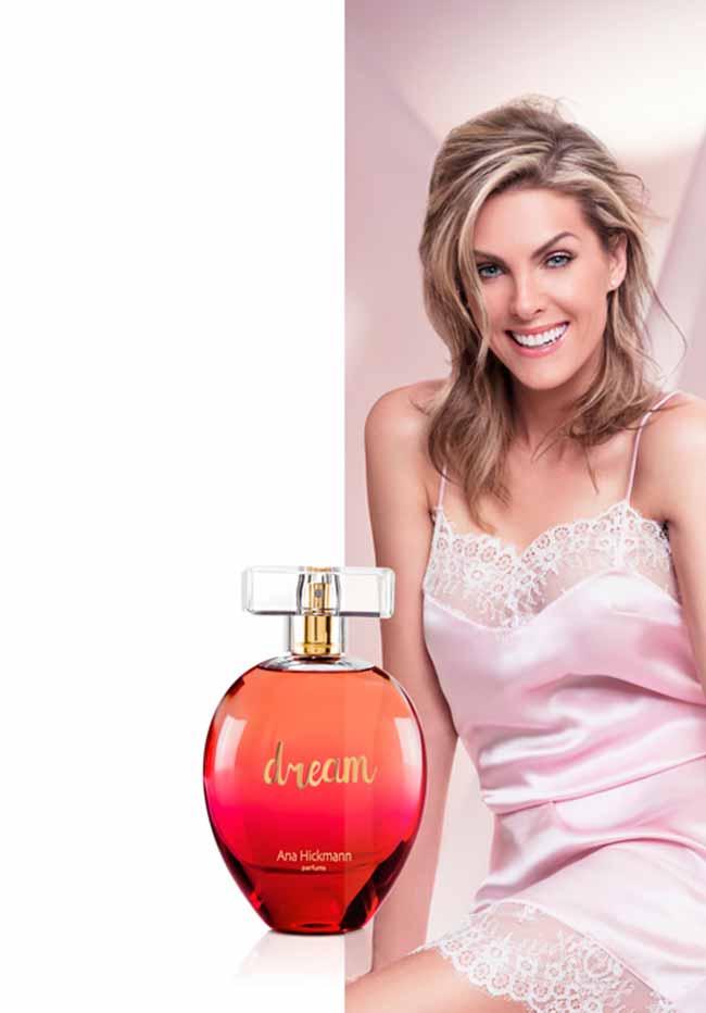 Jequiti perfume Ana Hickmann R 99 90 1 - Dream por Ana Hickmann é o novo perfume da Jequiti