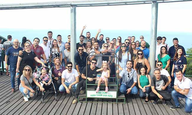 Jovens empreendedores - Encontro Regional dos Jovens Empresários do Vale do Itajaí