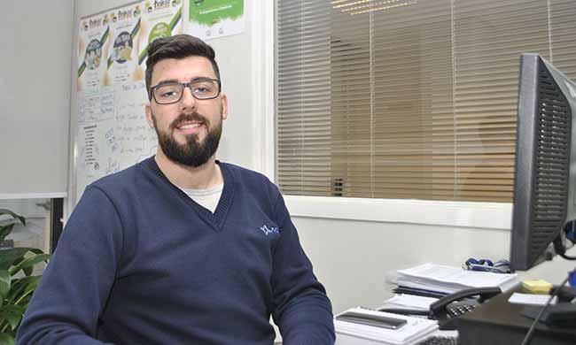 Julio Roveda - Parceiros Voluntários promove ação na ABRASSE