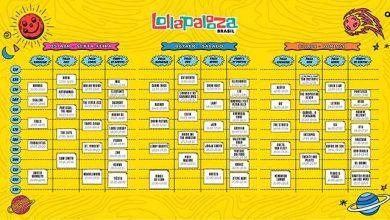 Photo of Lollapalooza Brasil anuncia a programação dos palcos