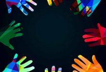 Mãos coloridas 220x150 - Parceiros Voluntários Unidade São Leopoldo