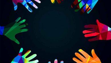 Mãos coloridas 390x220 - Parceiros Voluntários Unidade São Leopoldo