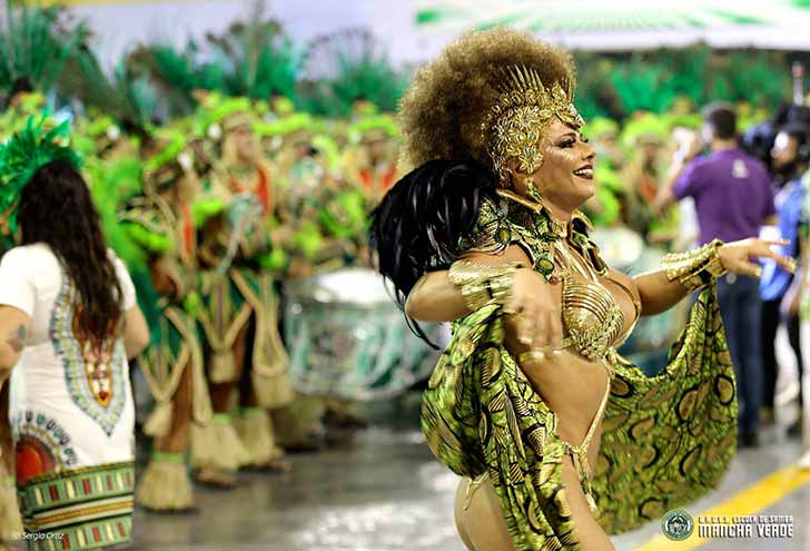 Mancha Verde conquista título inédito do Grupo Especial do Carnaval de São Paulo - Mancha Verde vence o carnaval de São Paulo