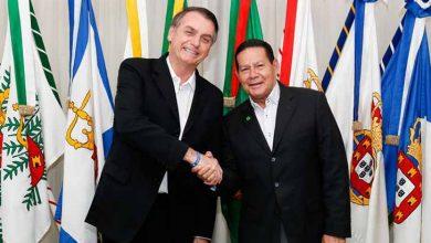 Presidente da República Jair Bolsonaro durante a Transmissão de cargo 390x220 - Bolsonaro chega aos Estados Unidos em busca de parcerias