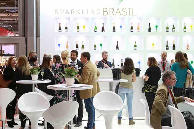 ProWein Düsseldorf 2019  - Wines of Brasil participa da ProWein Düsseldorf 2019
