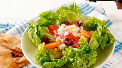 Salada grega 390x220 - Salada grega