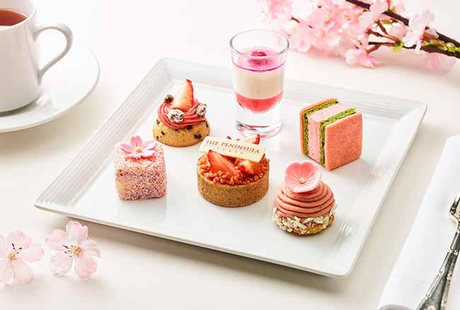 The Peninsula Tokyo celebra a temporada das cerejeiras 3 - The Peninsula Tokyo celebra a temporada das cerejeiras