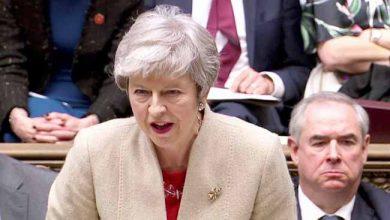 Theresa May 390x220 - Parlamento britânico rejeita acordo do Brexit pela terceira vez