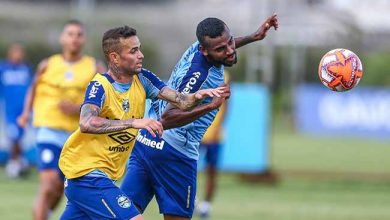 Tricolor enfrenta o time de Caxias do Sul pelas quartas de final do Gauchão 390x220 - Grêmio faz mistério na preparação para enfrentar o Juventude