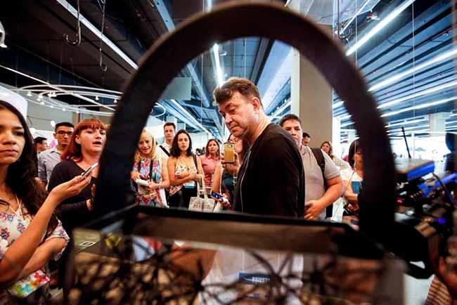 Walter Rodrigues - Novo Hamburgo recebe Palestra de Inspirações 2020_II