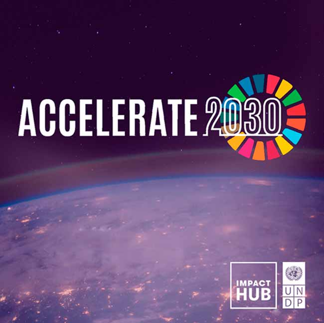 accelerate - Accelerate2030 seleciona negócios inovadores para expansão global
