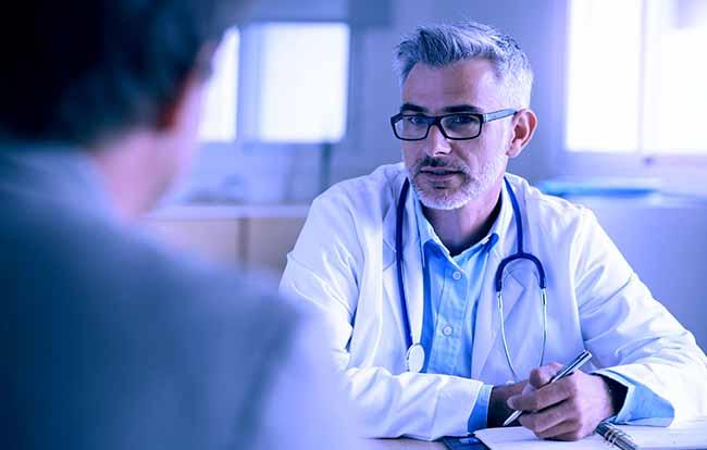 atendimento médico - HPB e o Câncer de Próstata podem se desenvolver ao mesmo tempo