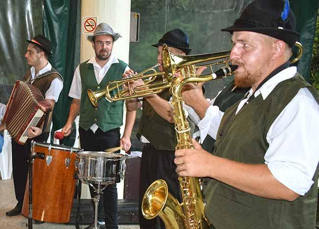 bandinha típica 1 - Nova Petrópolis terá 1º Festival de Bandas Típicas Alemãs