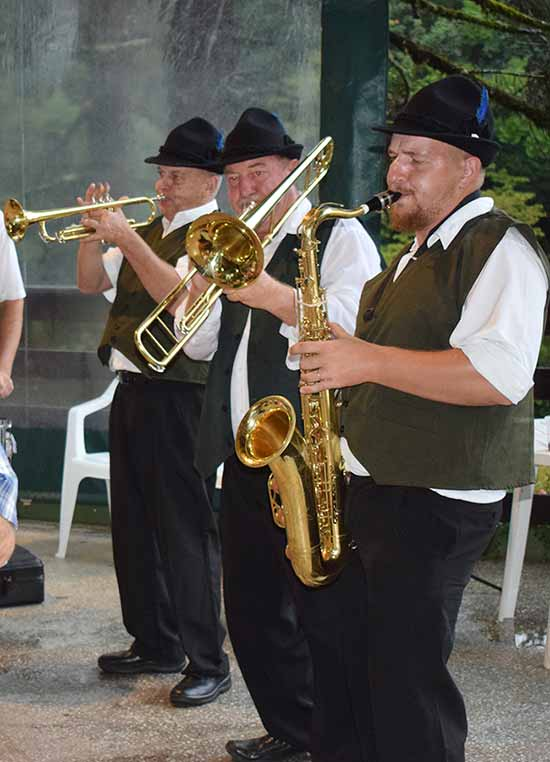 bandinha tipica 2 - Nova Petrópolis terá 1º Festival de Bandas Típicas Alemãs