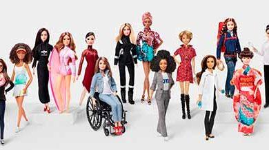 barbies 390x218 - Barbie homenageia ícones femininos no Dia Internacional da Mulher
