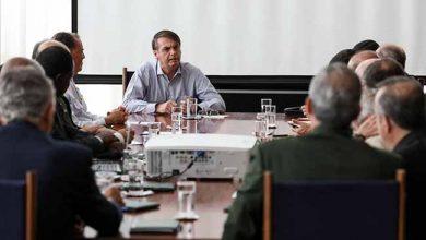 Photo of Bolsonaro avalia versão final da reforma da Previdência dos militares