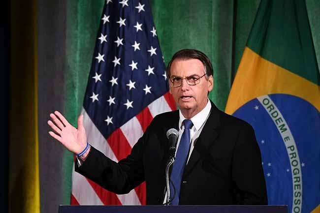 bolsonaro - Bolsonaro se reúne com Trump hoje na Casa Branca