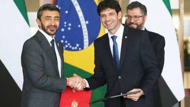 bra emirad 390x220 - Brasil e Emirados Árabes firmam acordo nas áreas de economia e turismo