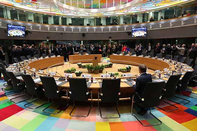 bret - Conselho Europeu adia Brexit para maio