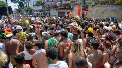 carnaval rua 390x220 - Câmeras de reconhecimento facial levam a 4 prisões no carnaval carioca