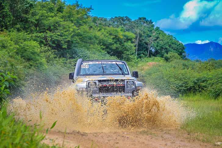 começa uma nova temporada do Campeonato Catarinense - Tempo instável para estreia do Campeonato Catarinense Rally Regularidade 2019