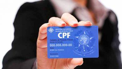 cpf 390x220 - SPC lança aplicativo para consulta gratuita do CPF