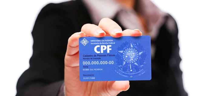 cpf - SPC lança aplicativo para consulta gratuita do CPF