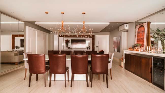 dec4 - Dicas de decoração para ter uma sala de jantar receptiva e moderna