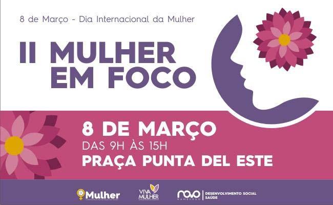 dia da mulher em novo hamburgo - Prefeitura de NH tem programação alusiva ao Dia Internacional da Mulher