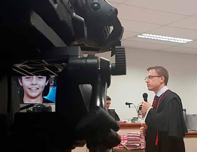 dia4juribernardo11 - Julgamento do caso Bernardo condena os quatro réus pela morte do menino