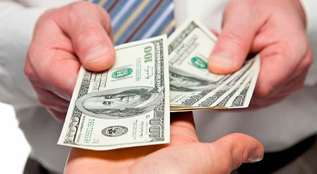 dolar 1 - Dólar abre em alta cotado a R$ 3,96