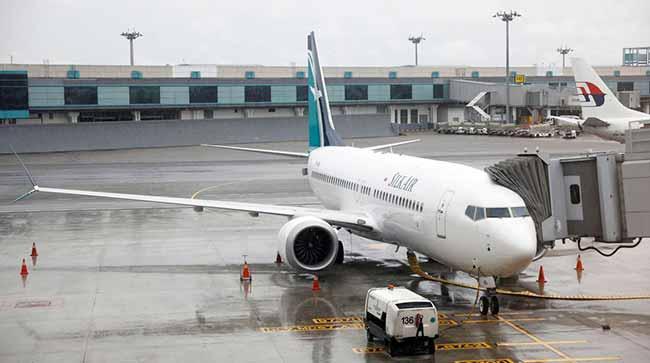 ethiopia airplane singapore 1 - Anac suspende voos com Boeing 737-8 Max
