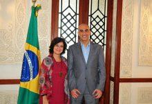 ministrodasaudeparaguai materia 220x150 - Fiocruz recebe a visita do ministro de Saúde do Paraguai