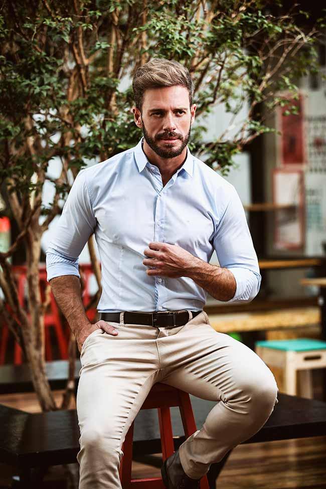 7e8ddf66deaa85 Tendências outono inverno da moda masculina – Revista News